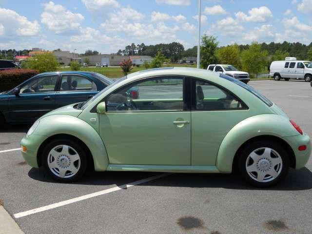 2001 Volkswagen New Beetle Gls For Sale In Valdosta