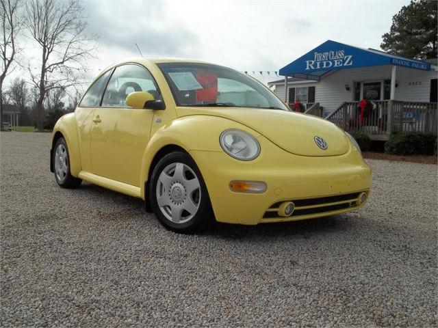 2001 Volkswagen New Beetle GLX for Sale in Zebulon, North Carolina Classified   AmericanListed.com