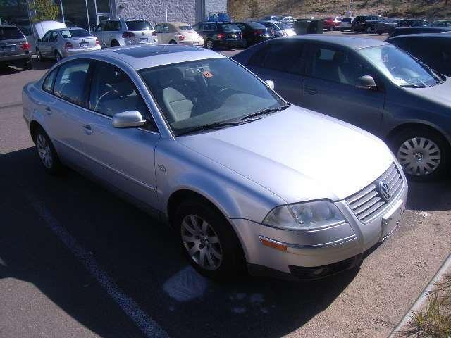 2001 Volkswagen Passat Gls V6 4motion For Sale In Colorado