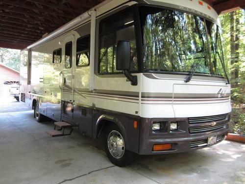 2001 Winnebago Adventurer 32v For Sale In Guthrie North