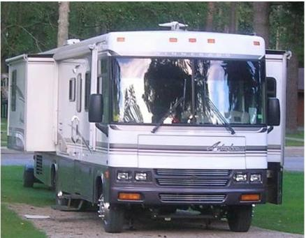 2001 Winnebago Adventurer 35u For Sale In Kansas City