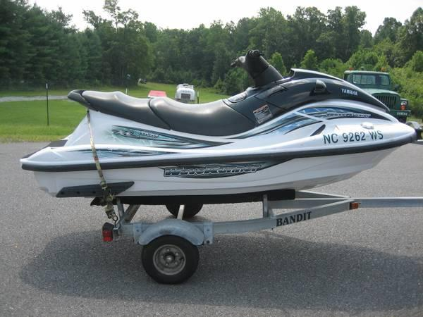 2001 yamaha jet ski 3 seater xl 800 with trailer for sale in lynchburg virginia classified. Black Bedroom Furniture Sets. Home Design Ideas