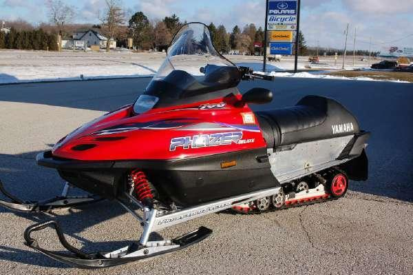 2001 yamaha phazer 500 deluxe for sale in sturgeon bay