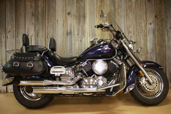 2001 yamaha v star 1100 classic for sale in madisonville