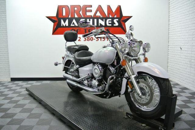 2001 yamaha v star 650 classic xvs65an for sale in for Yamaha vstar 650 parts