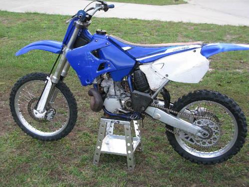 2001 Yamaha Yz Motorcycles for sale
