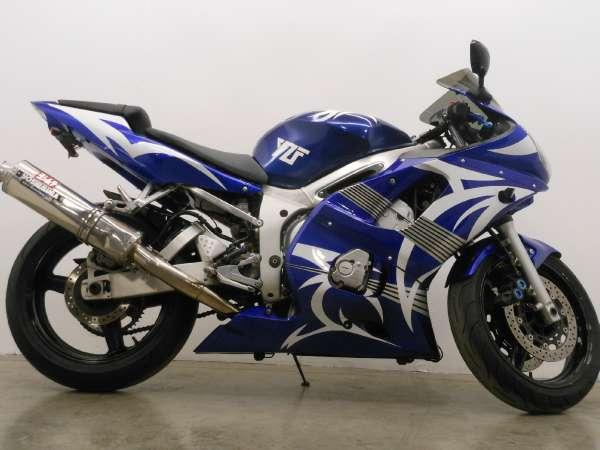 2001 yamaha yzf r6 used motorcycles for sale columbus oh independent motorsports for sale in. Black Bedroom Furniture Sets. Home Design Ideas