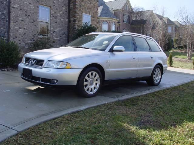 2001 audi a4 avant wagon for sale in new york new york classified. Black Bedroom Furniture Sets. Home Design Ideas