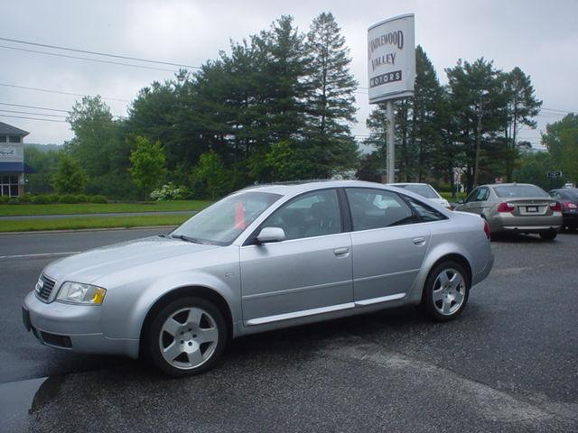 2001 audi a6 4 2 quattro for sale in new milford connecticut classified. Black Bedroom Furniture Sets. Home Design Ideas