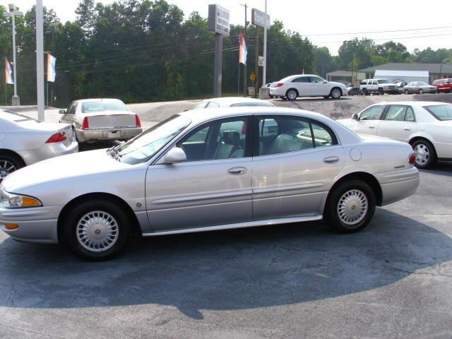 2001 buick lesabre custom for sale in laurens south carolina classified. Black Bedroom Furniture Sets. Home Design Ideas