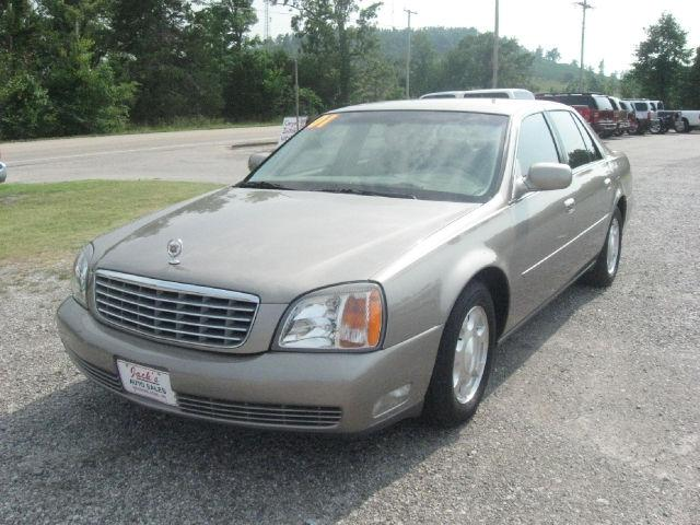 2001 cadillac deville dts for sale in mountain home arkansas classified. Black Bedroom Furniture Sets. Home Design Ideas
