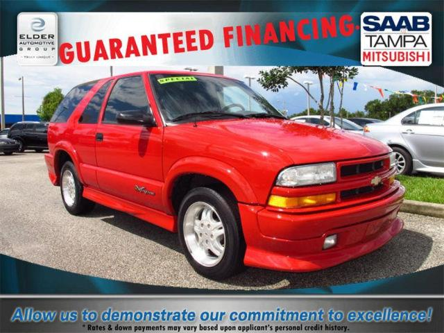 2001 Chevrolet Blazer for Sale in Tampa, Florida Classified ...