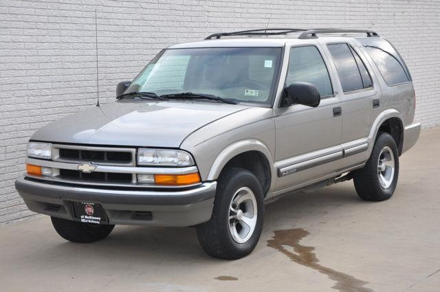 2001 Chevrolet Blazer for Sale in McKinney, Texas Classified ...