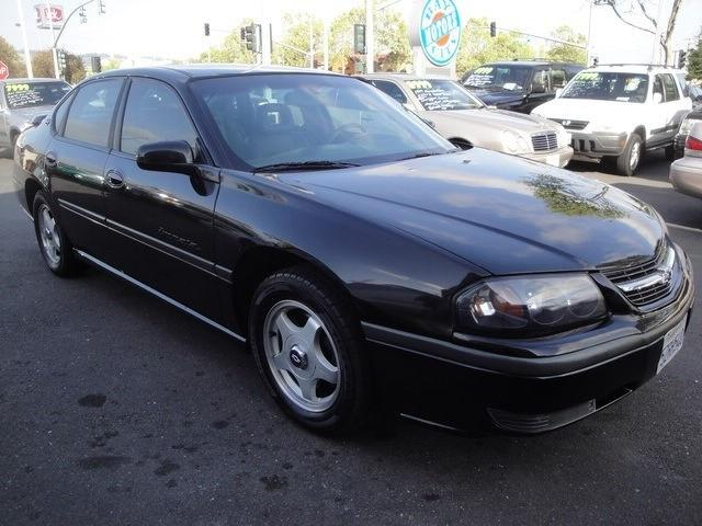 2001 chevrolet impala ls for sale in san leandro for Bay city motors san leandro ca