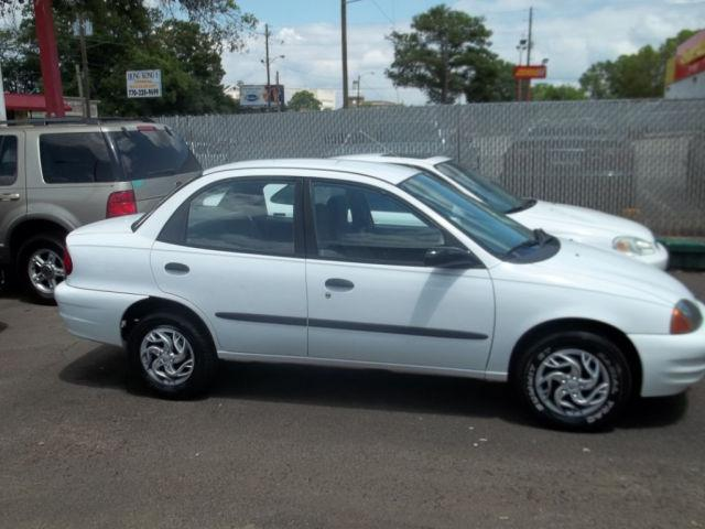 2001 Chevrolet Metro Lsi For Sale In Griffin Georgia