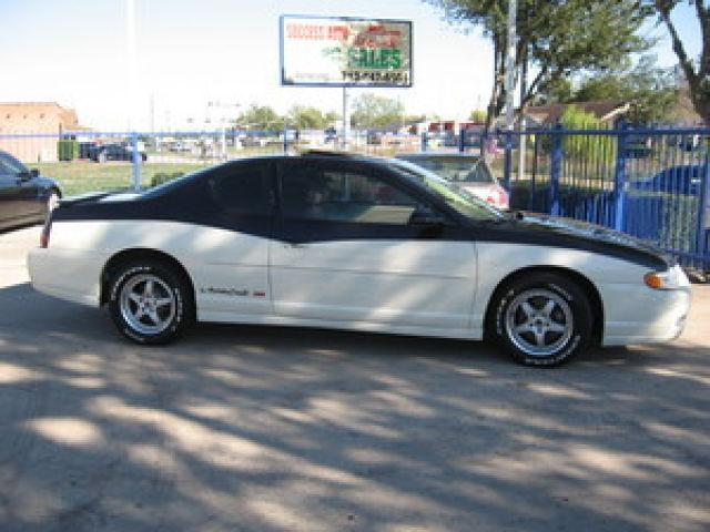 2001 Chevrolet Monte Carlo SS for Sale in Houston, Texas Classified ...
