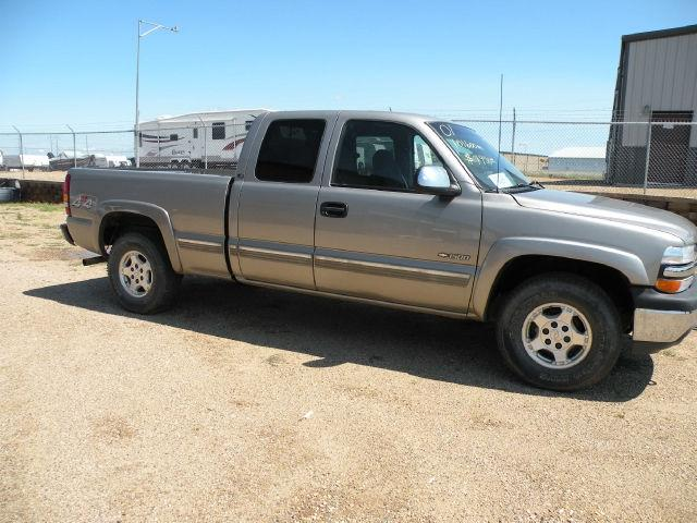 2001 chevrolet silverado 1500 lt extended cab for sale in tea south dakota classified. Black Bedroom Furniture Sets. Home Design Ideas