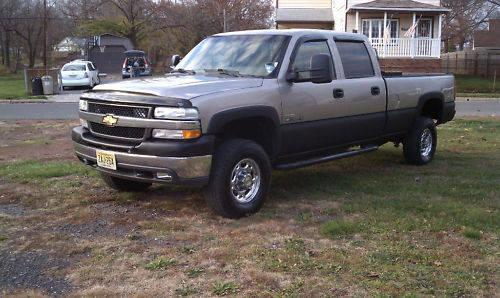 2001 chevy silverado 2500 hd crew cab duramax diesel for sale in rochester minnesota classified. Black Bedroom Furniture Sets. Home Design Ideas