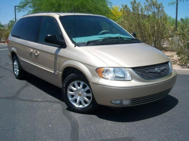 2001 chrysler town country lxi for sale in fountain hills arizona. Cars Review. Best American Auto & Cars Review
