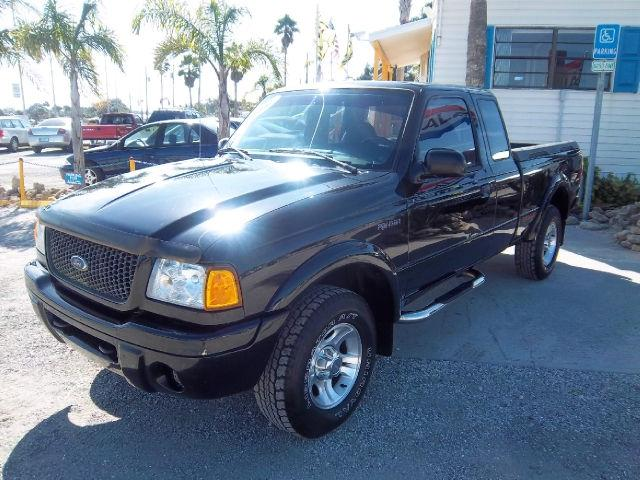 2001 Ford Ranger Edge Supercab For Sale In Melbourne