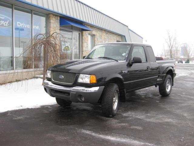 2001 Ford Ranger XLT for Sale in Sidney, Ohio Classified ...