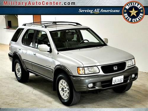 2001 honda passport wagon 4 door 2wd lx auto for sale in. Black Bedroom Furniture Sets. Home Design Ideas