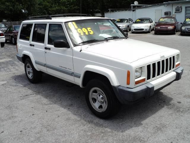 2001 jeep cherokee for sale in largo florida classified. Cars Review. Best American Auto & Cars Review
