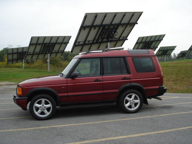 2001 land rover discovery series ii for sale in pleasant valley new york classified. Black Bedroom Furniture Sets. Home Design Ideas
