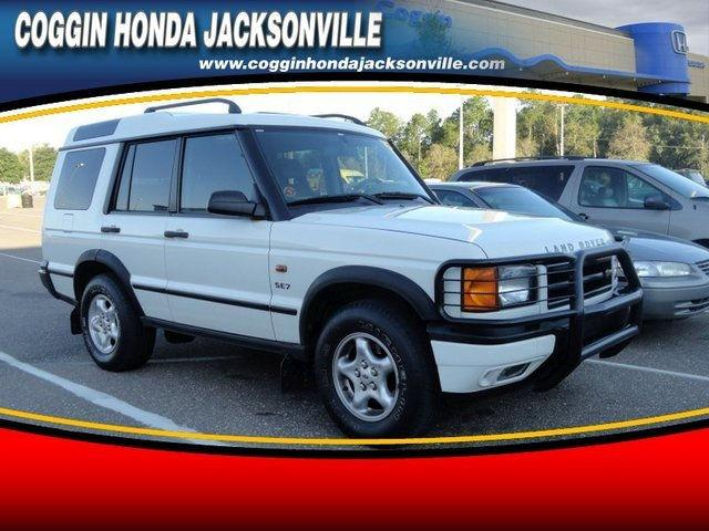 Coggin Honda Of Jacksonville >> 2001 Land Rover Discovery Series II SE7 for Sale in ...