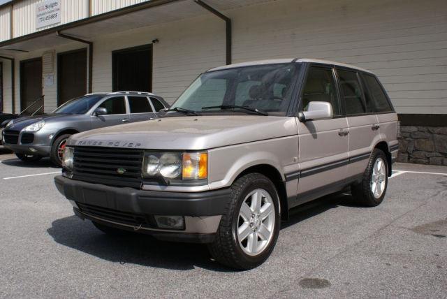 Range Rover Atlanta Autos Post