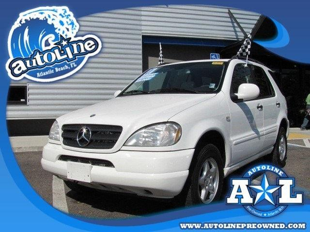 2001 Mercedes Benz M Class ML320 4MATIC http://atlanticbeach-fl.americanlisted.com/cars/2001-mercedesbenz-mclass-ml320-4matic_18571877.html