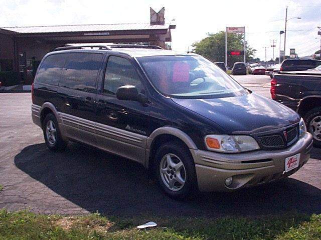 2001 Pontiac Montana for Sale in Cedar Rapids, Iowa Classified ...