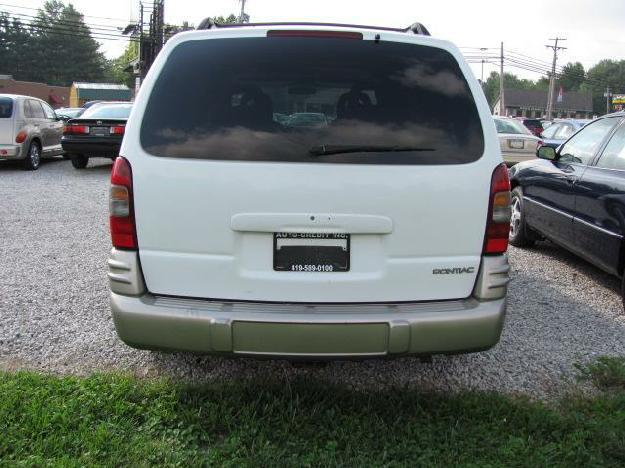 2001 Pontiac Montana for Sale in Mansfield, Ohio Classified ...
