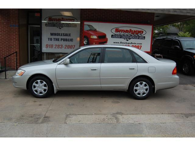 2001 toyota avalon xl for sale in claremore oklahoma classified. Black Bedroom Furniture Sets. Home Design Ideas