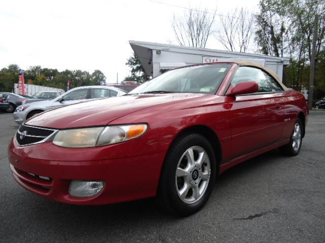 2001 toyota camry solara sle v6 for sale in west nyack new york classified. Black Bedroom Furniture Sets. Home Design Ideas