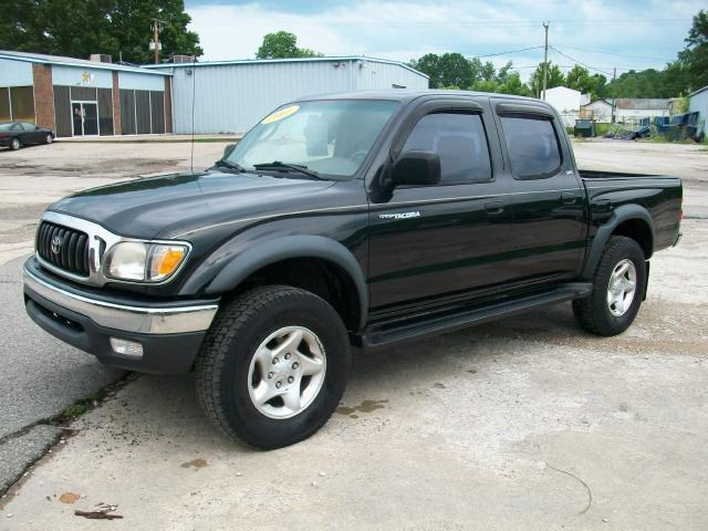 2001 toyota tacoma double cab for sale in louisa kentucky. Black Bedroom Furniture Sets. Home Design Ideas