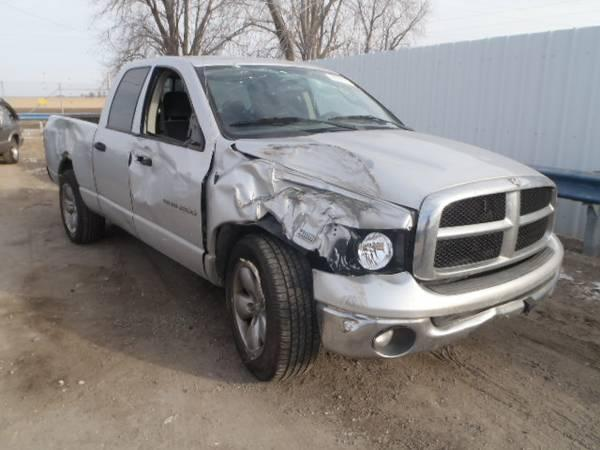 2002 2003 2004 2005 DODGE RAM 1500 PICKUP REAR AXLE