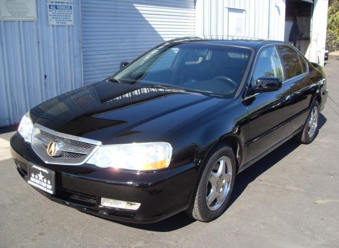 2002 acura tl tire size