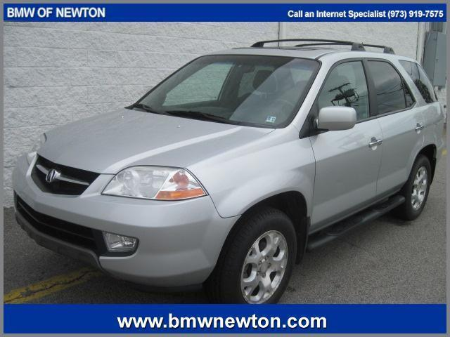 Acura Mdx For Sale In Nj >> 2002 Acura MDX Touring for Sale in Newton, New Jersey ...