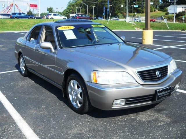 2002 Acura RL 3 5