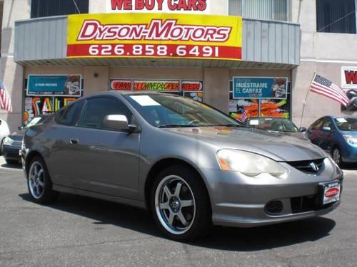 2002 acura rsx type s for sale in azusa california. Black Bedroom Furniture Sets. Home Design Ideas