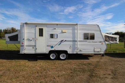 Quot 2002 Aljo Road Runner 24ft Hybrid Quot For Sale In Dallas