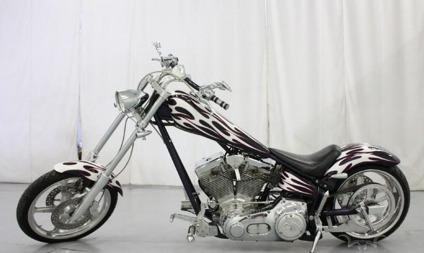 2002 American Ironhorse Choppers Edition