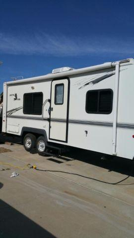 2002 Arctic Fox Travel Trailer 22 Quot For Sale In Santee