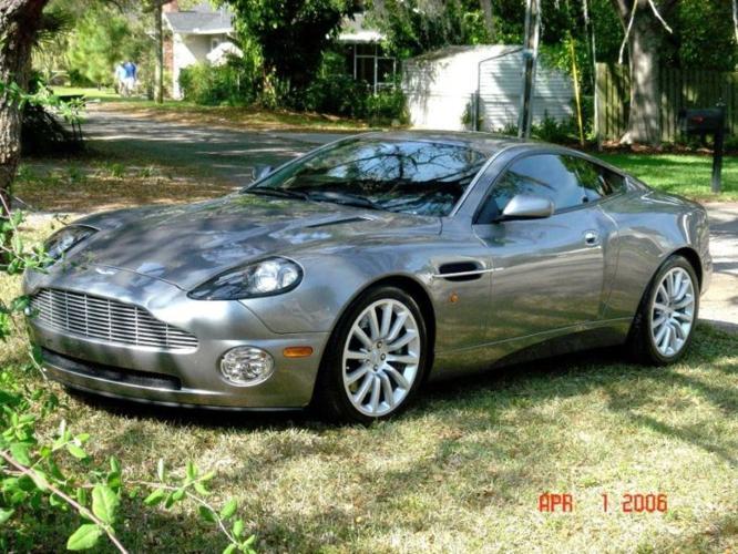 Aston Martin Vanquish Vanquish For Sale In Westville Florida - Aston martin florida