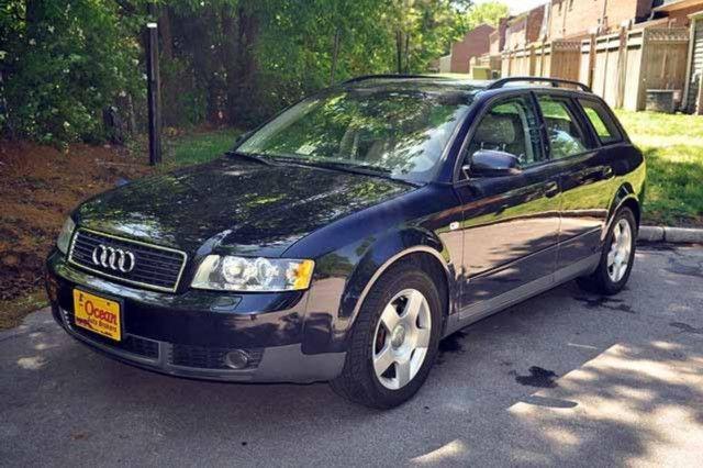 2002 Audi A4 1 8t Avant Quattro For Sale In Virginia Beach