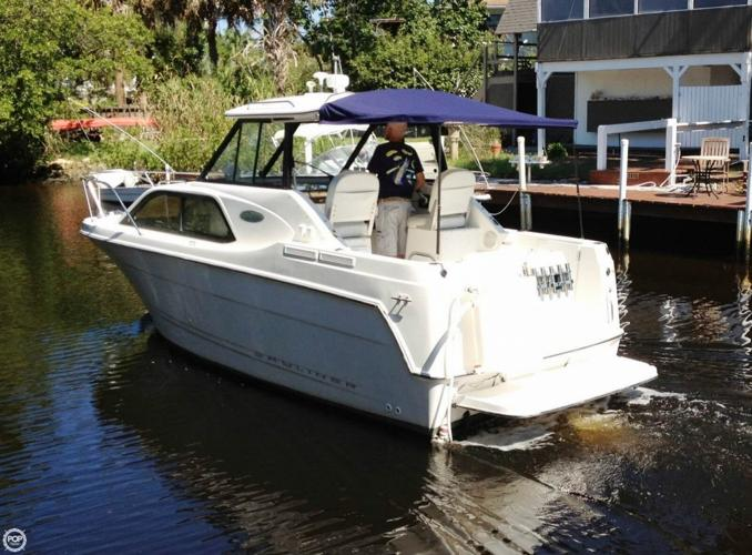 2002 Bayliner Ciera Classic 2452 For Sale In Naples