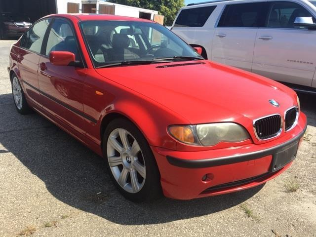 2002 BMW 3 Series 325i 325i 4dr Sedan
