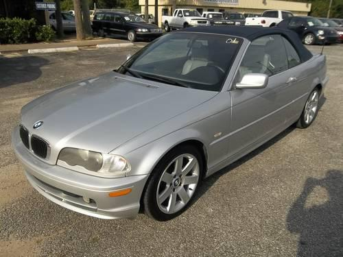 2002 bmw 325ci convertible y43301 for sale in pensacola for Mcvay motors pensacola florida