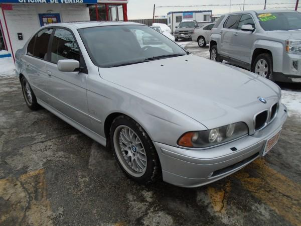 2002 bmw 530i for sale in chicago illinois classified. Black Bedroom Furniture Sets. Home Design Ideas
